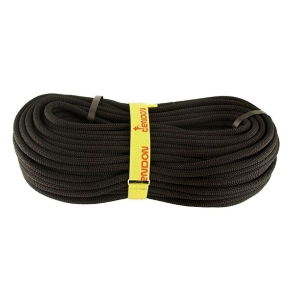 Tendon Pro Work Statikseil 11 mm, 30 m, schwarz
