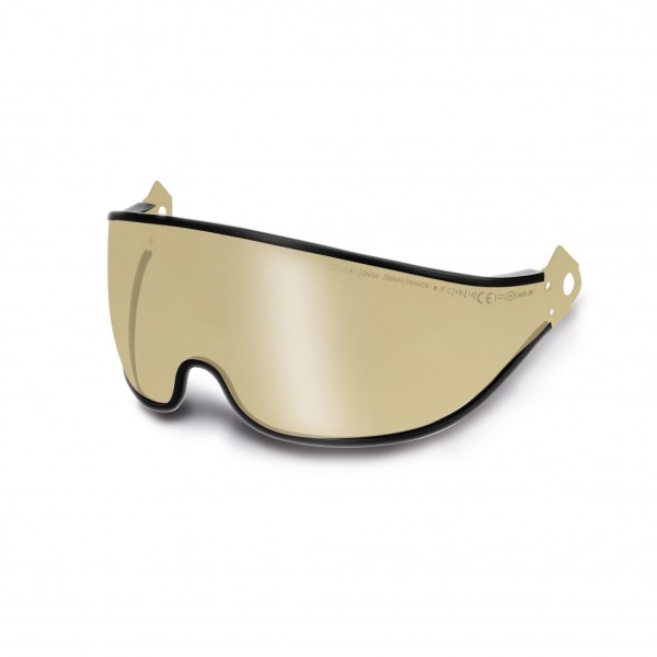Kask Visier für Helm HP EN166/14458 Gold