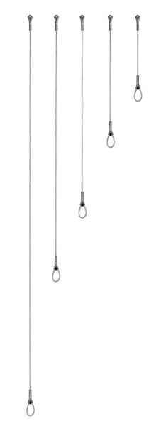 Petzl Wire Strop Stahl Anker 100 cm