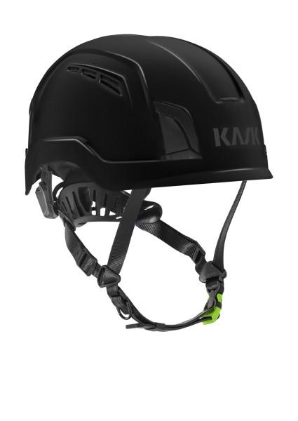 Kask Zenith X PL EN 12492 Schwarz