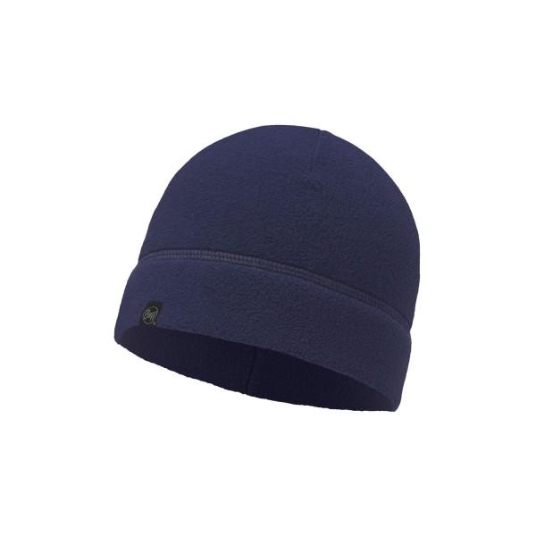 Buff Polar Hat Solid SOLID DARK NAVY