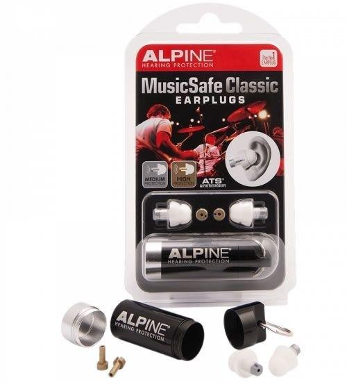 Alpine Gehörschutz MusicSafe Classic