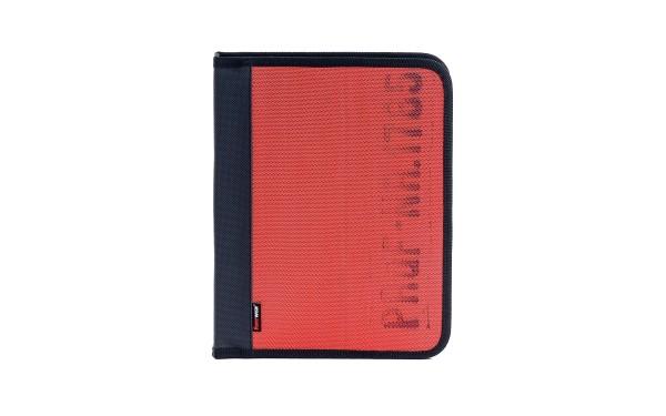 Feuerwear Pete A4 Schreibmappe, Farbe Rot