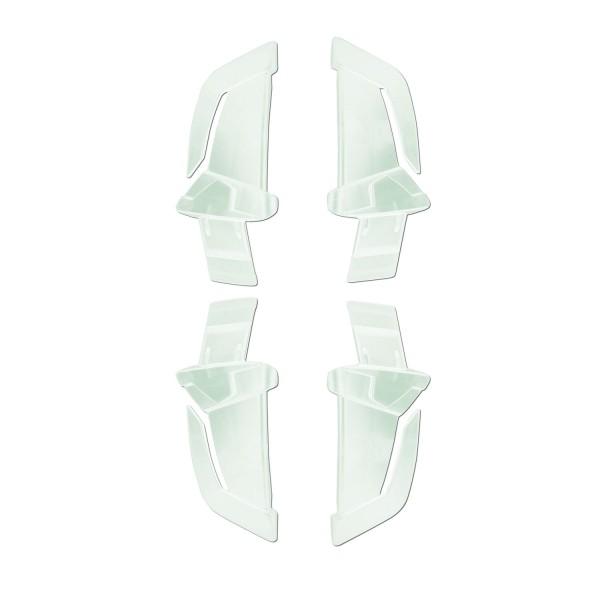 Kask Clip-Set Zenith Halterung für Lampen 4 St. Fluo