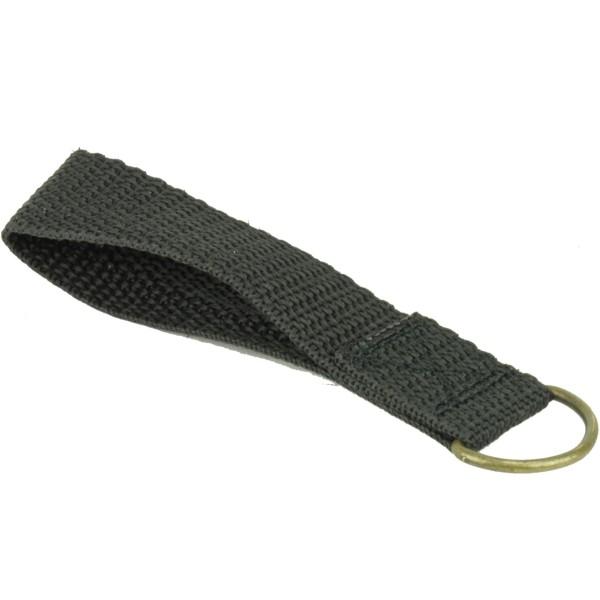 Black-Tec® Gürtelschlaufe mit D-Ring