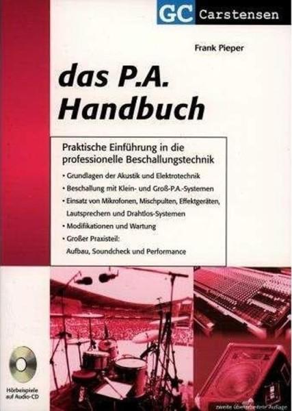 Das PA-Handbuch 5. Auflage