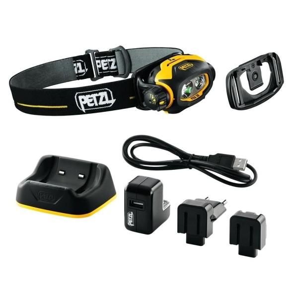 Petzl Pixa 3R Stirnlampe 90 Lumen