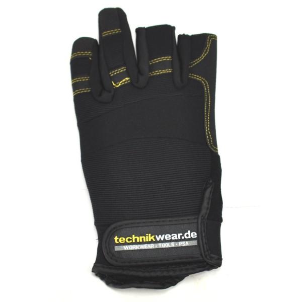 Technikwear Carpenter Handschuhe Größe S