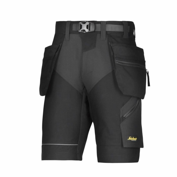 Snickers 6904 FlexiWork Shorts+ HP Gr. 50