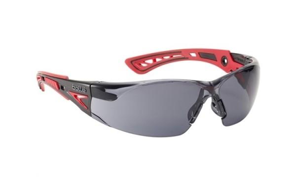 Bollé Schutzbrille Rush + Rauchglas