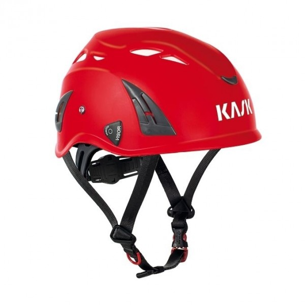 Kask Plasma AQ Arbeitsschutzhelm EN 397 Rot