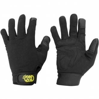 Kong Skin Gloves Vollfingerhandschuhe schwarz Gr.S