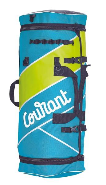 Courant Cross Pro Material-Rucksack 54l Hellblau