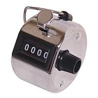 Mechanischer Handzähler ohne Befestigungsplatte