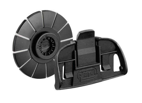 Petzl Kit Adapt Helmbefestigungssystem für Tactikka Lampen