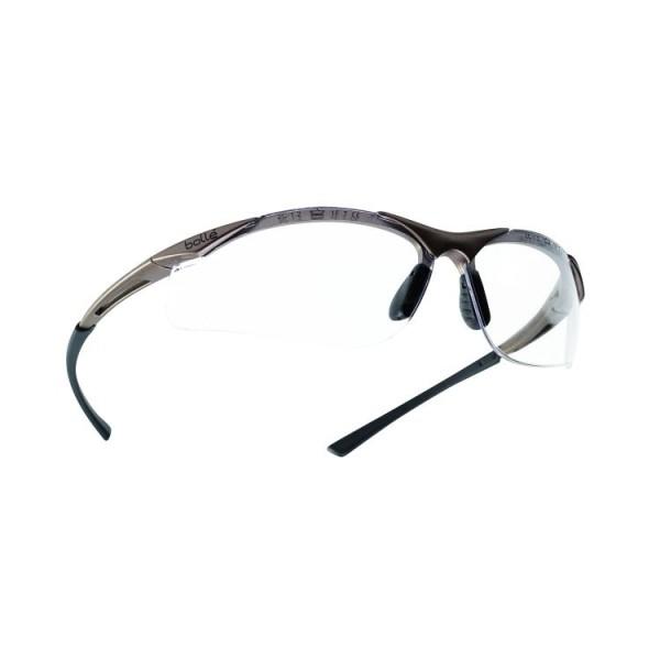 Bollé Schutzbrille Contour Klarglas